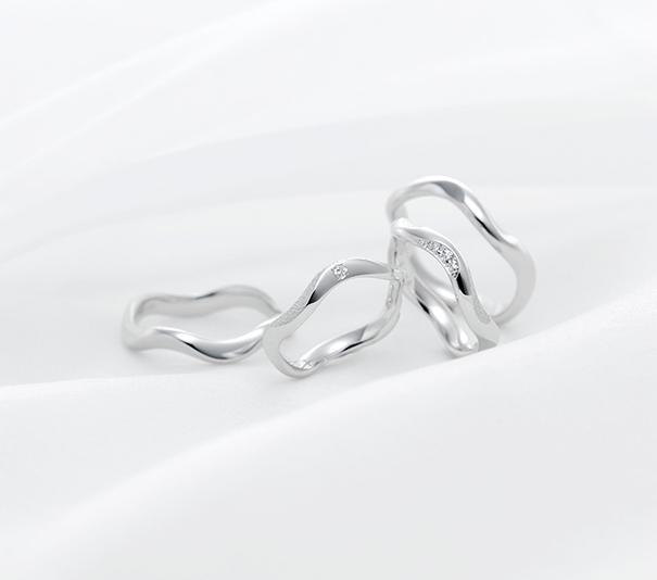 結婚指輪(コレクションNo.3、No.4)